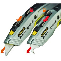 STANLEY FatMax Xtreme Cutter 2in1 Twin Blade 0-10-789