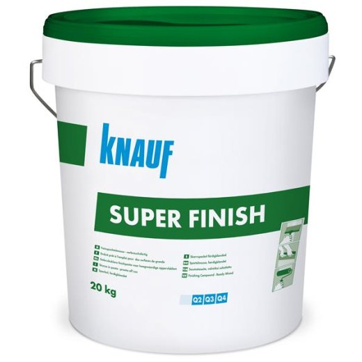 KNAUF Sheetrock Super Finish 20kg